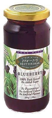 Beit Yitzhak 100% Fruit Spread – Blueberry