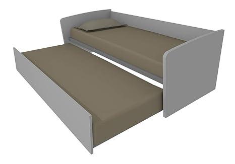 Mobilfino camerette divano letto sagomato da singolo a