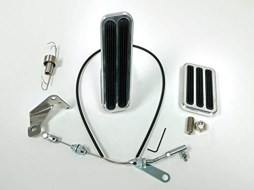 Billet Aluminum Gas & Brake Pedal / 36