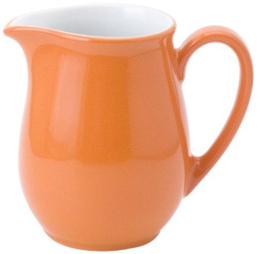 KAHLA Pronto Creamer 8-1/2 oz, Orange Color, 1 Piece