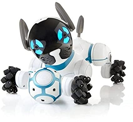 CHiP: The Lovable Robot Dog - Electronic Interactive Trainable Pet for Kids  Toy  HN#GG_634T6344 G134548TY55404