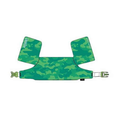 Stearns Puddle Jumper Deluxe Child Life Jacket, Green Camo