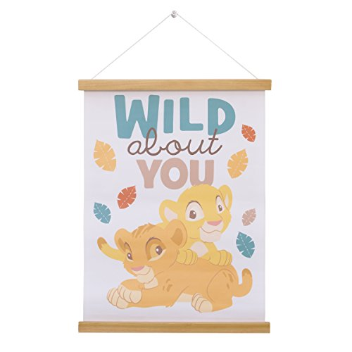 - Disney Baby Lion King Cirle of Life Wall Banner - Wild About You
