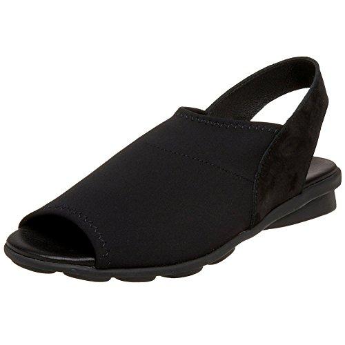 Arche Women's Dajac Sandal,Noir,38 EU (US Women's 7 M)
