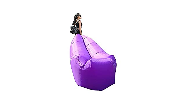 Amazing Amazon Com Rbh Inflatable Recliner Air Sofa Hammock With Ocoug Best Dining Table And Chair Ideas Images Ocougorg