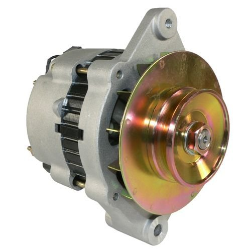 DB Electrical AMN0011 New Alternator For Mercruiser, Omc, V-Sterndrive, Volvo Penta 3.0Gs 4.3Gi 4.3Gl 4.3Gs 5.0Fi 5.0Fl 5.0Gi 5.0Gl 20054 20094 60070 111710 4-6261 400-46013 12177 AC165618 12177N-1G ()