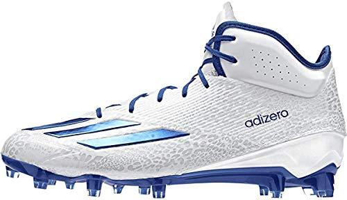 adidas Mens Adizero 5-Star 5.0 mid Football Shoe