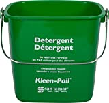 San Jamar KP97GN Kleen-Pail Commercial Cleaning