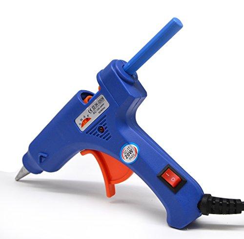 Traditional Hot Melt Glue Gun for (Diameter 0.3 inch/0.7cm) Sealing Wax Sticks, ()