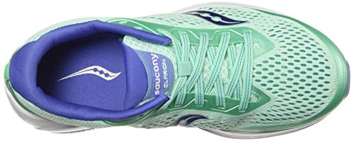 Violet Scarpe Aqua Running Blau da 035 Donna Clarion Saucony HqwfUPH