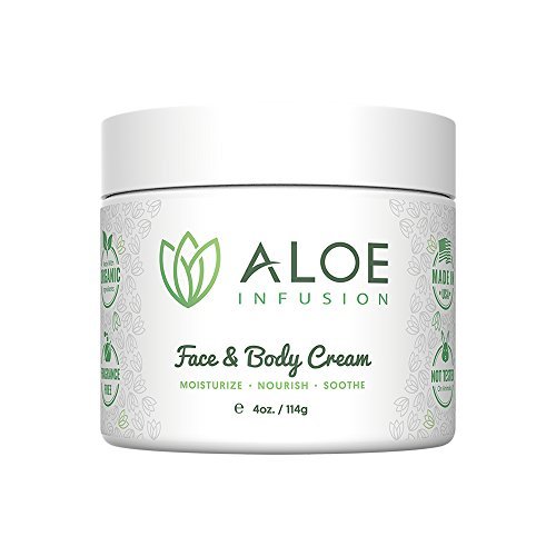 Aloe Vera Face Cream For Dry Skin