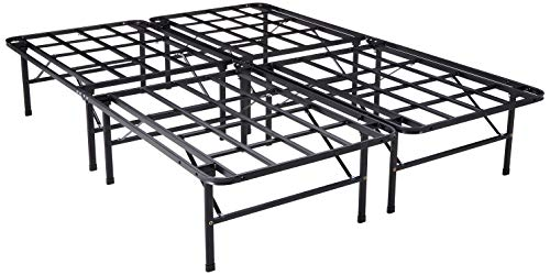 Brooklyn Bedding Super Duty High Rise Platform Frame, Queen