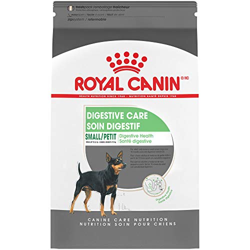 (Royal Canin Canine Care Nutrition Small Digestive Care Dry Dog Food, 17-Pound)