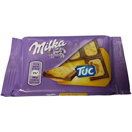 Milka Tuc Chocolatina 35 Gr Box Of 20 Pcs Buy Online In