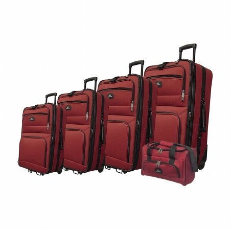 5-piece-luggage-set-color-red