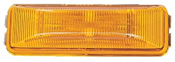 Peterson Manufacturing 154A Amber 3-13//16 Clearance Side Marker Light PM154