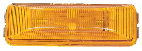 Peterson Manufacturing 154A Amber 3-13/16 Side Marker Light
