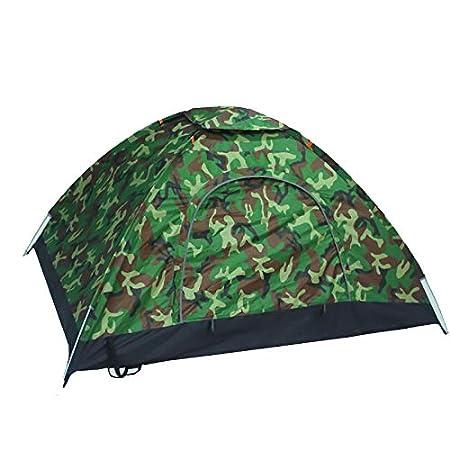 Tente DE Camping,3-4Personnes,Camping Randonnée Familiale Exterieur tente