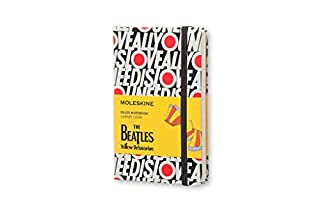 Moleskine The Beatles Limited Edition Notebook Pocket Ruled Black - All You Need is Love (8055002851541) (B01DT4QVEM)   Amazon Products