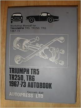 triumph tr6 werkstatthandbuch
