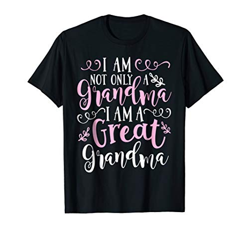 Cute Great Grandma Shirt - Funny Great Grandma Gift