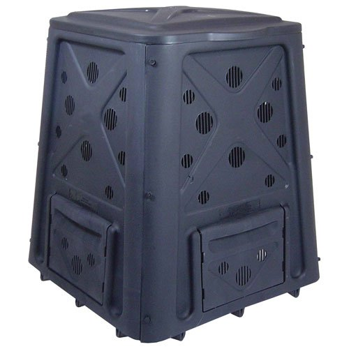 WC Redmon- 65-Gallon Plastic Compost Bin