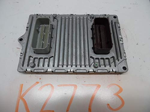 - Dodge 2013 13 Avenger Computer Brain Engine Control ECU ECM EBX Module K2773