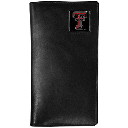 (NCAA Texas Tech Red Raiders Tall Leather Wallet)