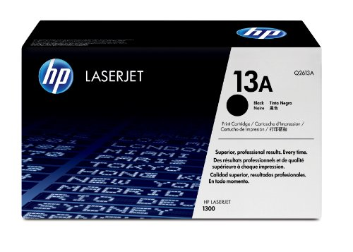 HP Q2613A Laserjet 13A Cartridge – Retail Packaging – Black, Office Central
