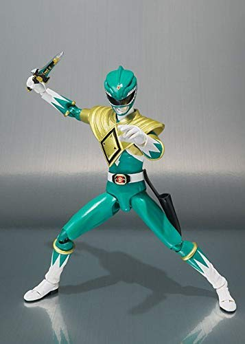 Power Rangers 2018 Saban s Event Exclusive S H  Figuarts Green