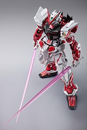 METAL BUILD Mobile Suit Gundam SEED ASTRAY  Red Frame About 180 mm  Figure