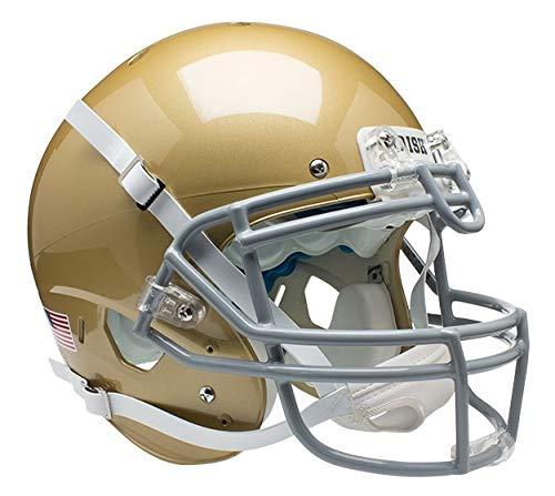 (Schutt NCAA Notre Dame Fighting Irish On-Field Authentic XP Football Helmet, Classic)