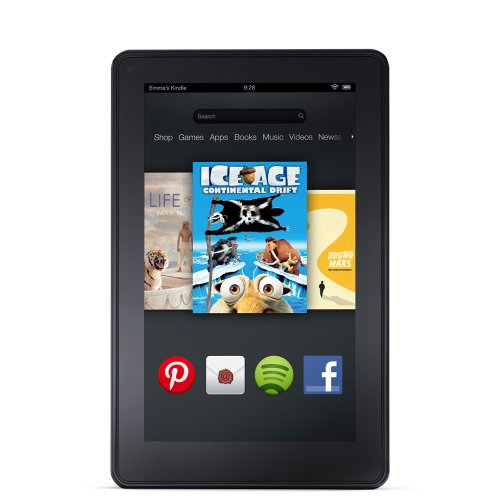 Fire Tablet HD 7 Previous Generation
