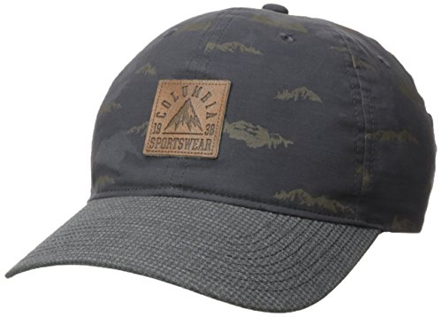 - Columbia Men's Lost Lager Hat, Shark, Mountain Patch, One Size