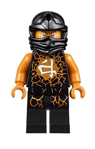 amazoncom lego ninjago airjitzu cole flyer 70741 building kit toys games
