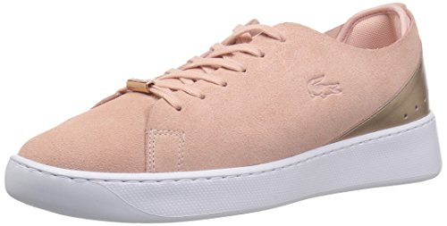 Lacoste Women's Light Natural Sneaker Eyyla Pink TTwZrH