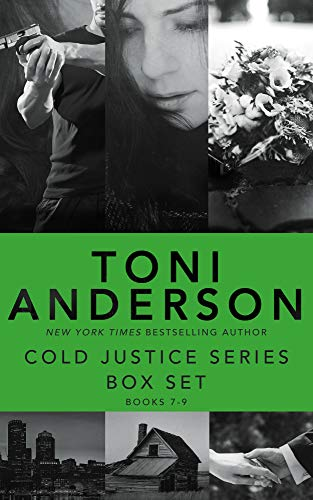 Cold Justice Series Box Set: Volume III: FBI Romantic Suspense (Cold Justice Boxset Collection Book ()