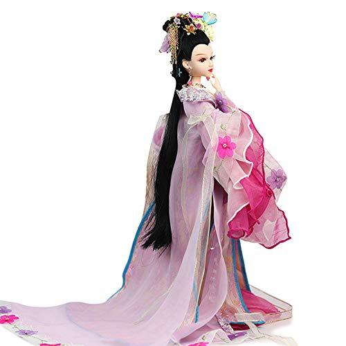 Ancient Halloween Costumes Bjd Doll - MEMIND Oriental Rhyme Li Shishi Ancient