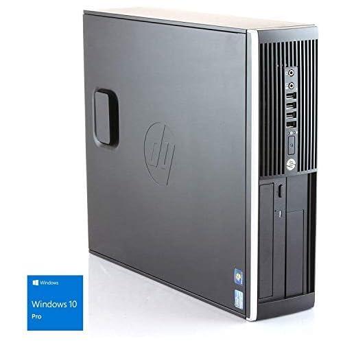 chollos oferta descuentos barato Hp Elite 8300 Ordenador de sobremesa Intel Core i5 3470 8GB de RAM Disco HDD de 500GB Lector DVD Window