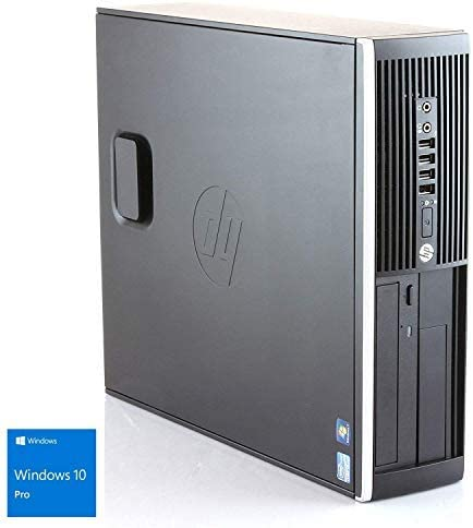 Hp Elite 8300 - Ordenador de sobremesa (Intel Core i5-3470, 8GB de ...