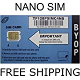 Net 10 4G LTE Nano Sim Card Kit