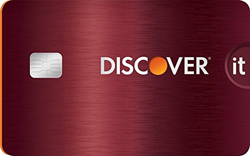 Discover it® Cash Back (Amazon Card Bill My Store Pay)