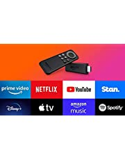 Fire TV Stick | Stream Prime Video, Netflix, YouTube, Disney+ and more