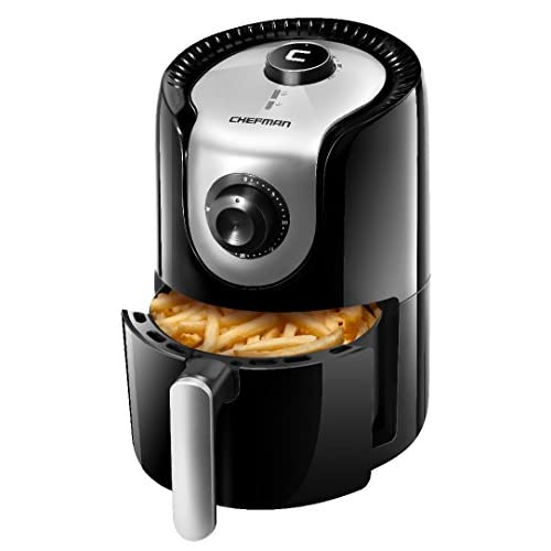 Nuwave Brio Black 6 Quart Digital Air Fryer