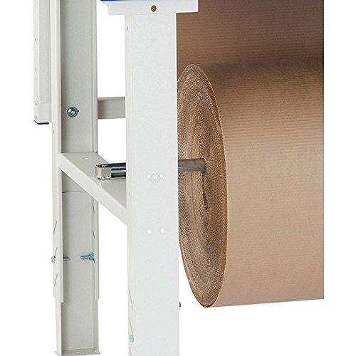GBP ergonomie 41Rouleau 8720001Axe pour support de table solide galvanisé Longueur 1710mm, 2kg 2kg GBP Ergonomics AB 41-872-0001