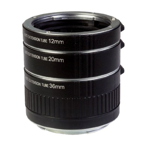 Promaster Extension Tube Set - Canon by ProMaster