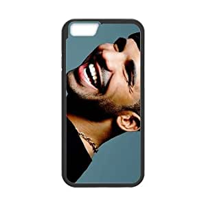 Hjqi - Personalized Drake Cover Case, Drake Custom Case for iPhone6 Plus 5.5""