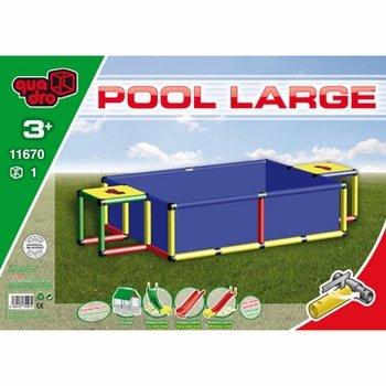 QUADRO Pool groß - Spielturm Erweiterung
