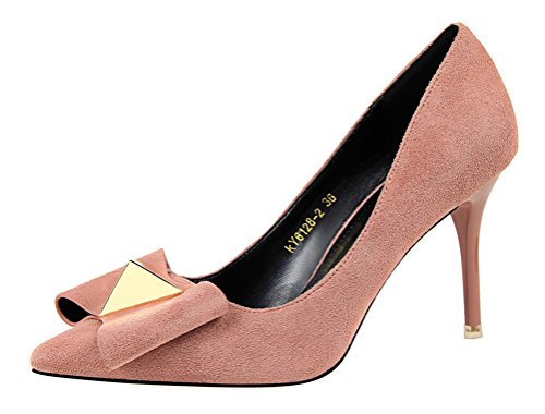 tmates-womens-elegant-metal-feature-bowtie-stiletto-high-heel-suede-pointed-toe-pumps-shoes-8-bmuspi