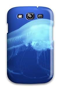 Bernook Galaxy S3 Hybrid Tpu Case Cover Silicon Bumper Medusa by icecream design